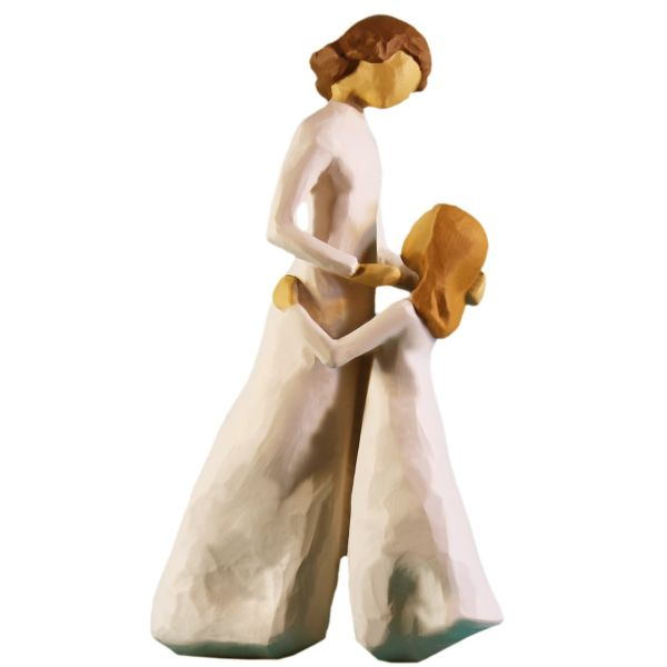 مجسمه امین کامپوزیت مدل مادرودختر کد 61