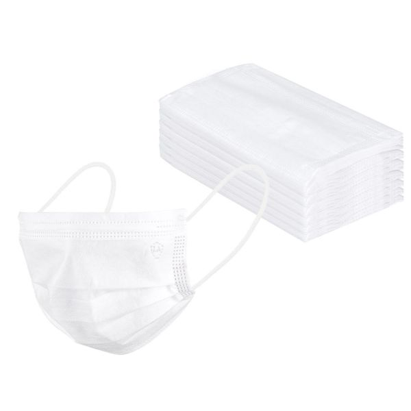 ماسک تنفسی تیانی مدل بسته 50 عددی