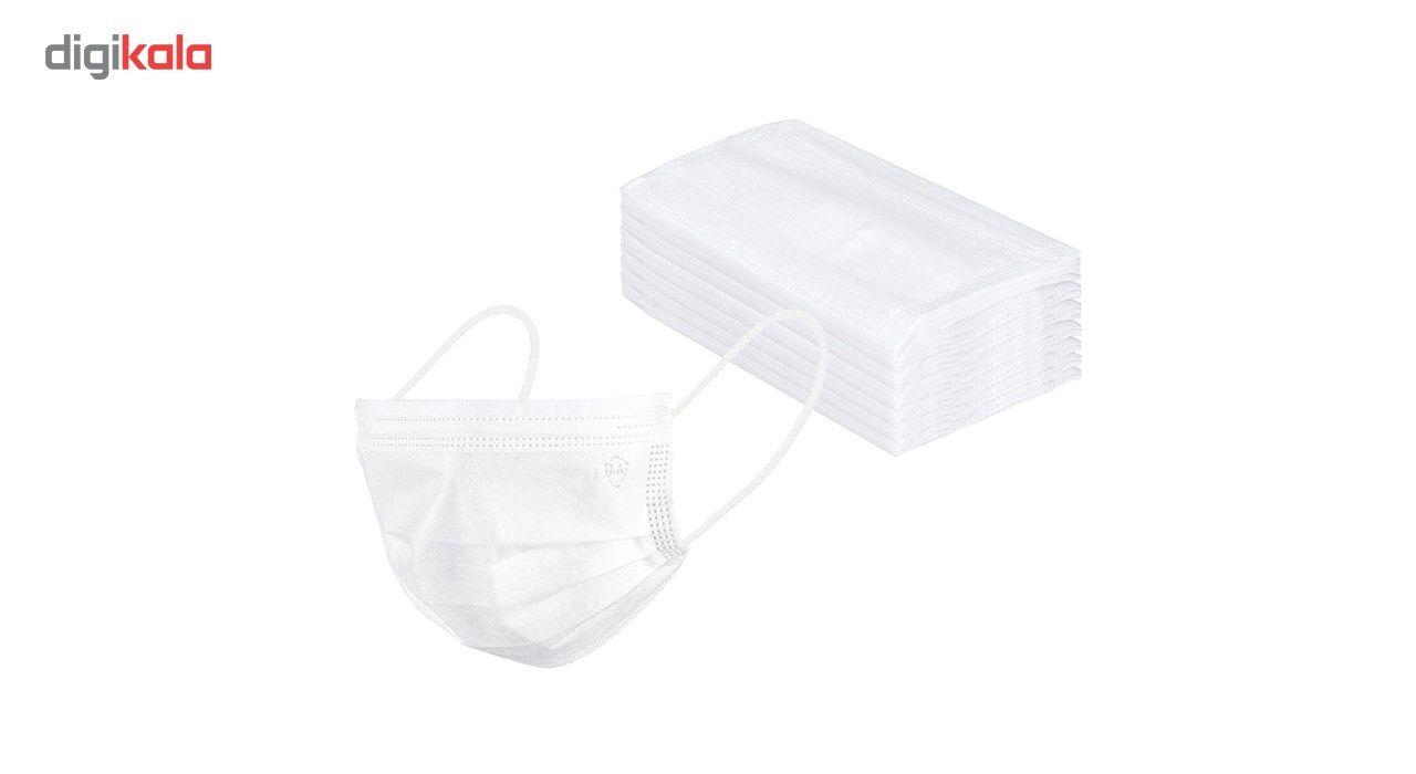 ماسک تنفسی تیانی مدل بسته 50 عددی main 1 1