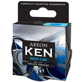 خوشبو کننده خودرو  آرئون مدل Ken با رایحه New Car