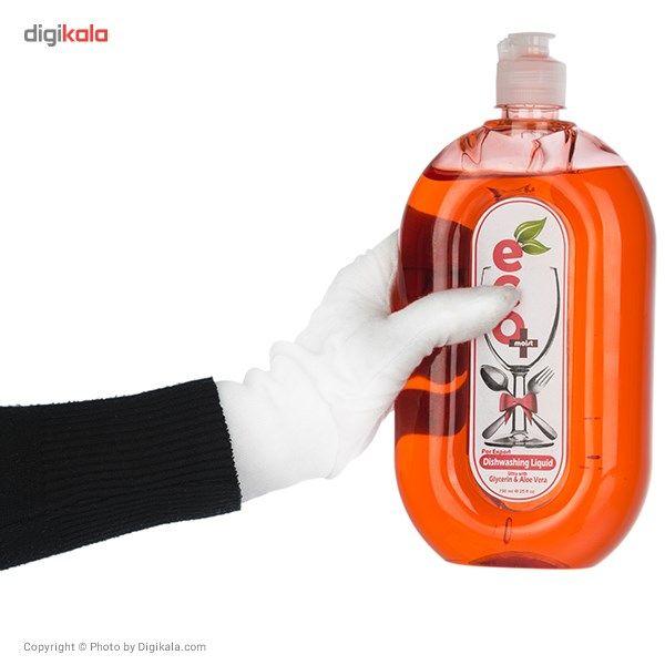 مایع ظرفشویی ایکو مویست مدل Red حجم 750 میلی لیتر main 1 3