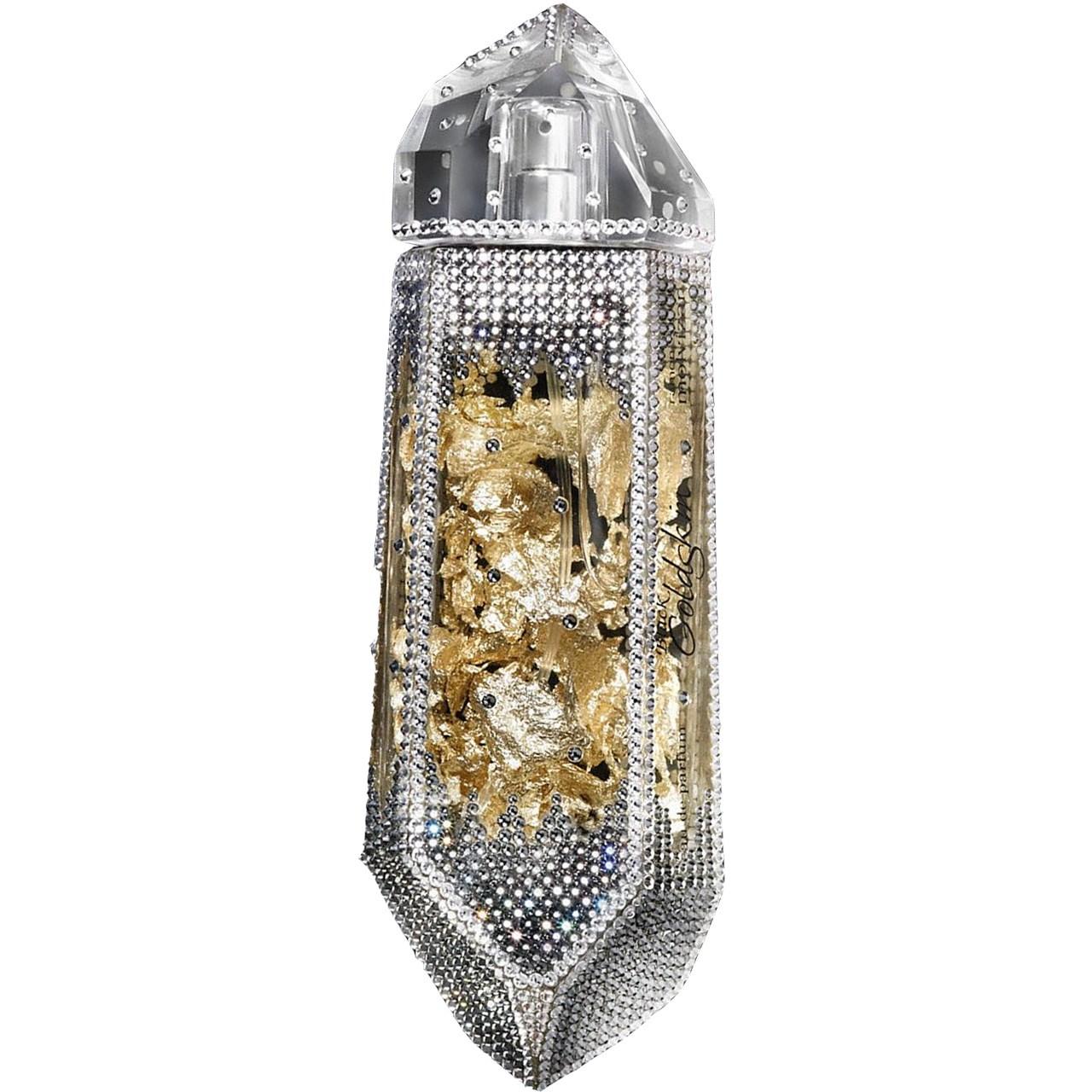 ادو پرفیوم رامون مولویزار مدل Black Goldskin Diamond حجم 100 میلی لیتر