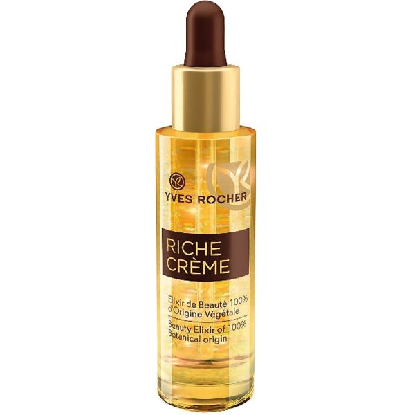 سرم پوست ایو روشه سری Rich Cream مدل Elixir Beauty حجم 30 میلی لیتر