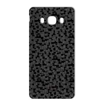برچسب تزئینی ماهوت مدل Silicon Texture مناسب برای گوشی  Samsung J5 2016