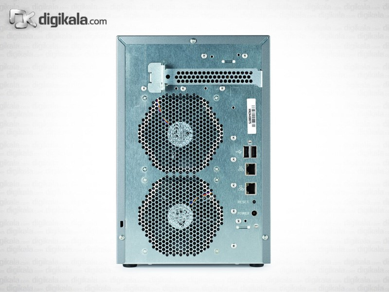 ذخیره ساز تحت شبکه 6Bay لنوو مدل آی امگا PX6-300D ظرفیت 18 ترابایت