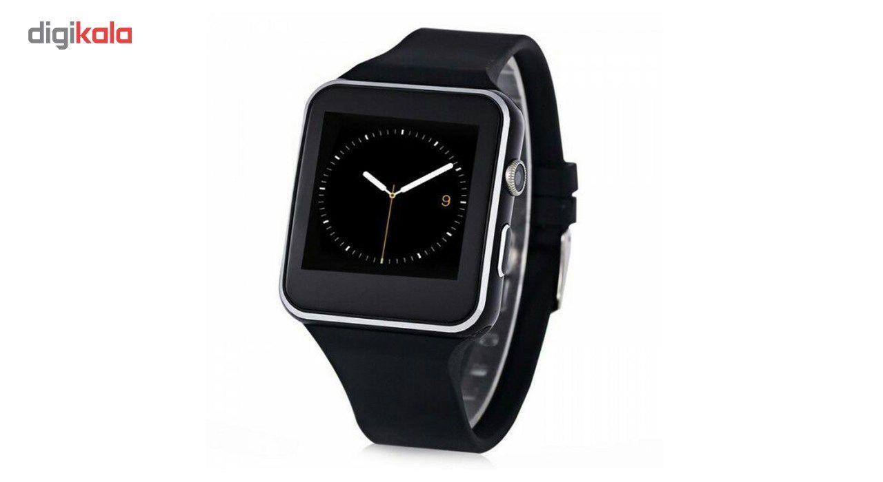 ساعت هوشمند وی سریز مدل X6 main 1 1
