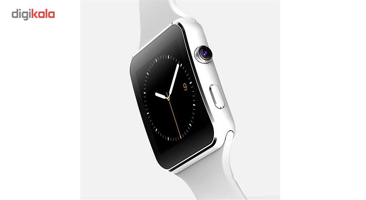 ساعت هوشمند وی سریز مدل X6 main 1 2