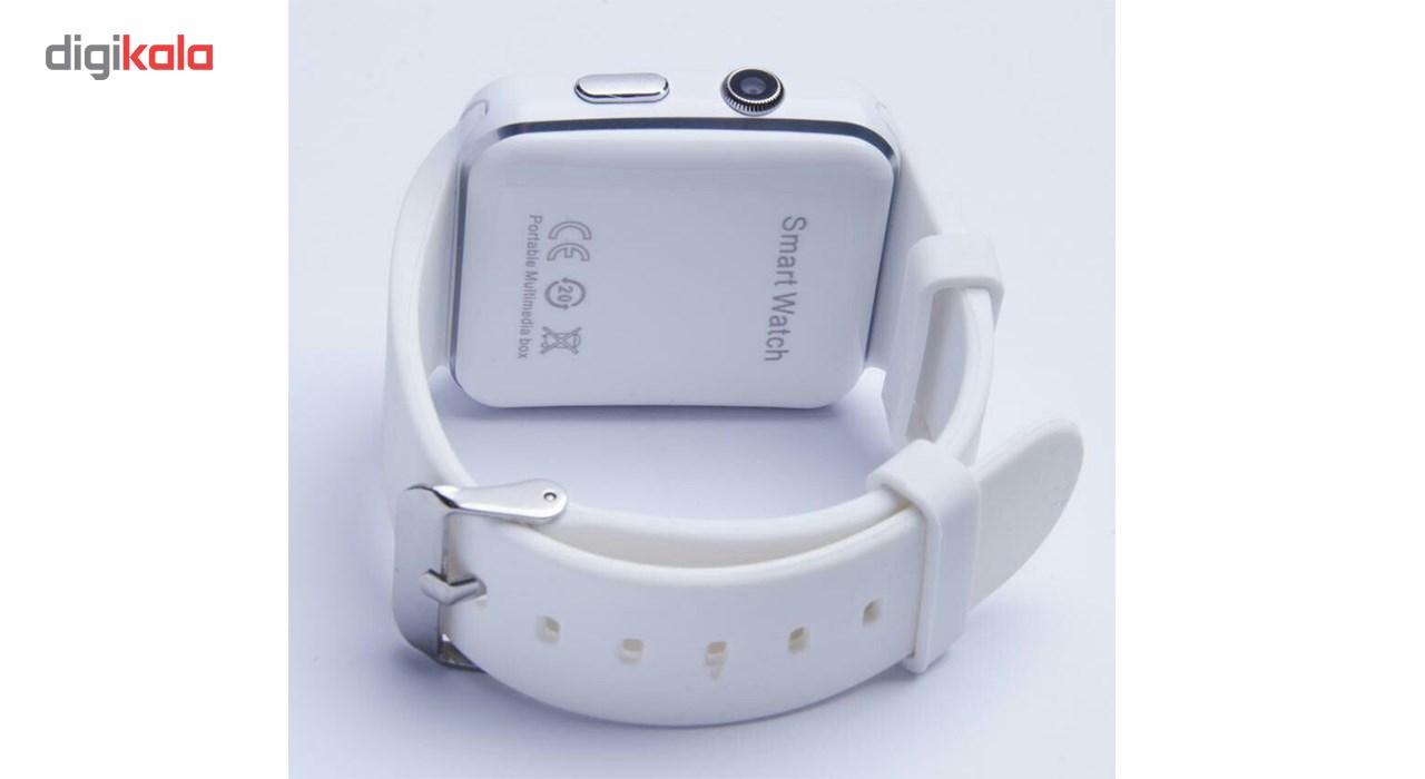 ساعت هوشمند وی سریز مدل X6 main 1 6