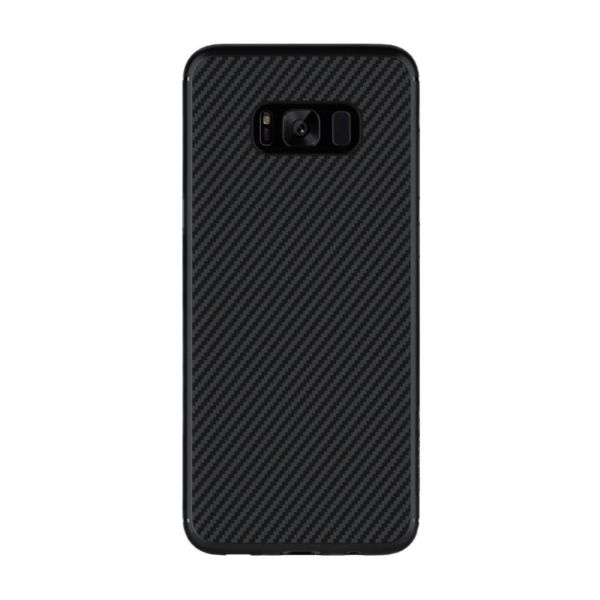 کاور نیلکین مدل Synthetic Fiber مناسب برای گوشی موبایل سامسونگ اس 8