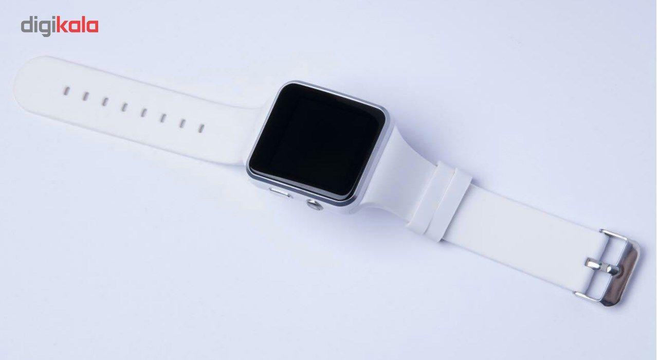 ساعت هوشمند وی سریز مدل X6 main 1 8