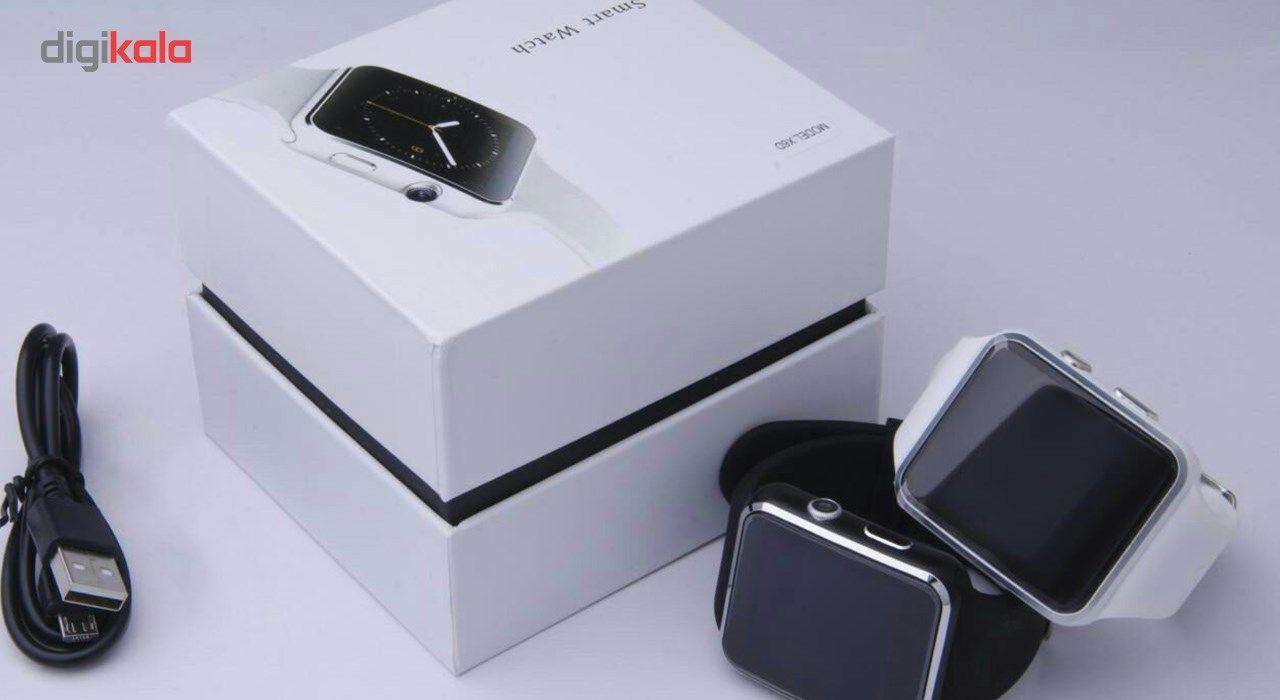 ساعت هوشمند وی سریز مدل X6 main 1 9