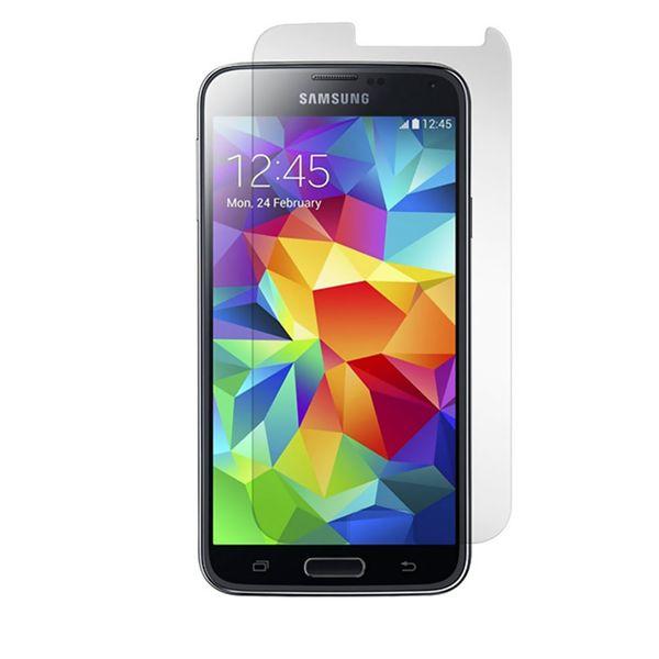 محافظ صفحه نمایش شیشه ای مدل Tempered مناسب برای گوشی موبایل سامسونگ Galaxy S5