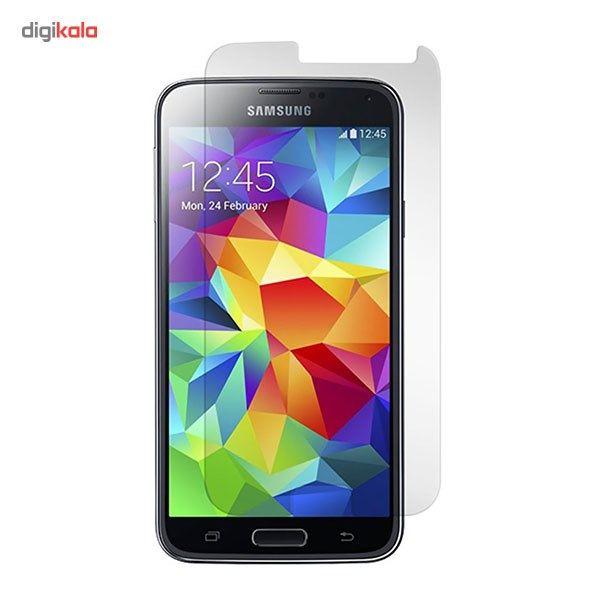 محافظ صفحه نمایش شیشه ای مدل Tempered مناسب برای گوشی موبایل سامسونگ Galaxy S5 main 1 1