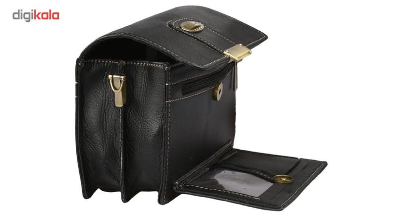 کیف دستی پارینه چرم مدل DB53