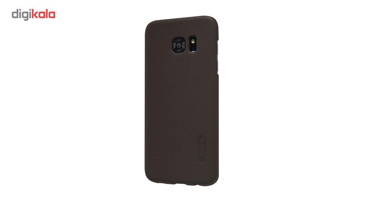 کاور نیلکین مدل Super Frosted Shield مناسب برای گوشی موبایل سامسونگ Galaxy S7 Edge main 1 21