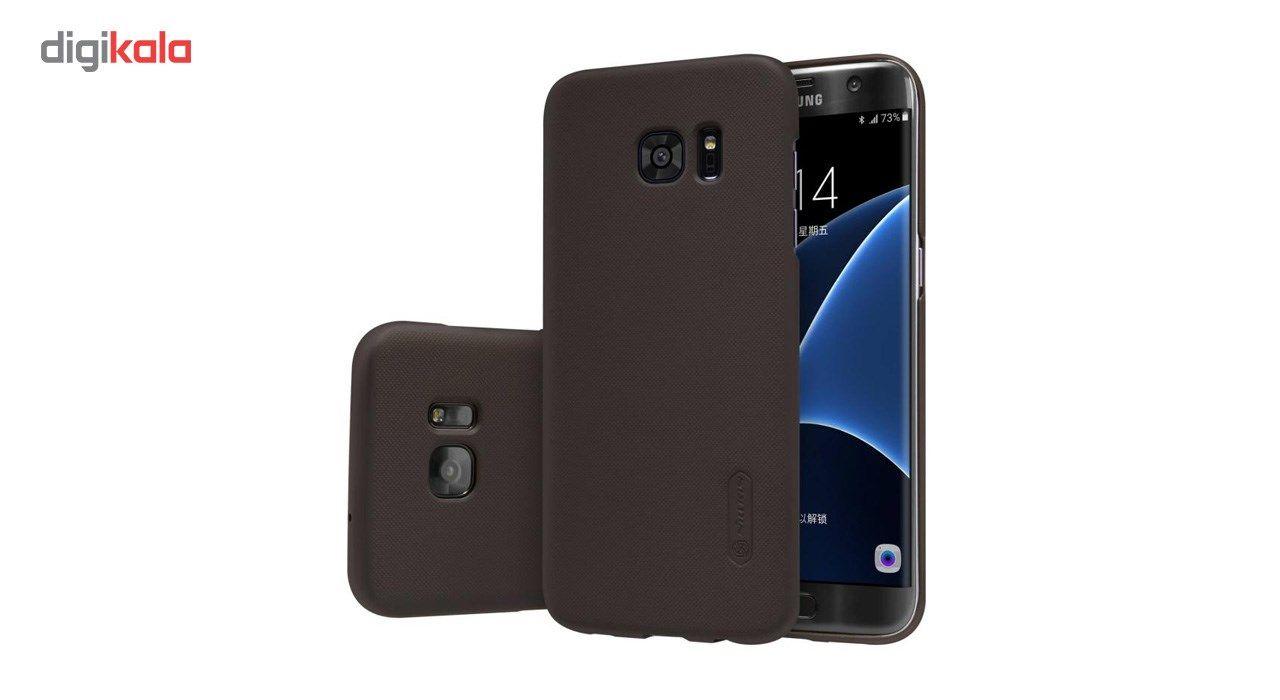 کاور نیلکین مدل Super Frosted Shield مناسب برای گوشی موبایل سامسونگ Galaxy S7 Edge main 1 23