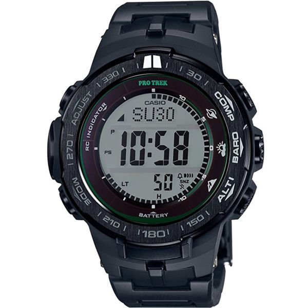 ساعت مچی دیجیتالی مردانه کاسیو مدل PRW-3100FC-1DR