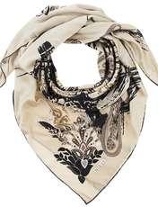 روسری میرای مدل M-238 - شال مارکت -  - 2