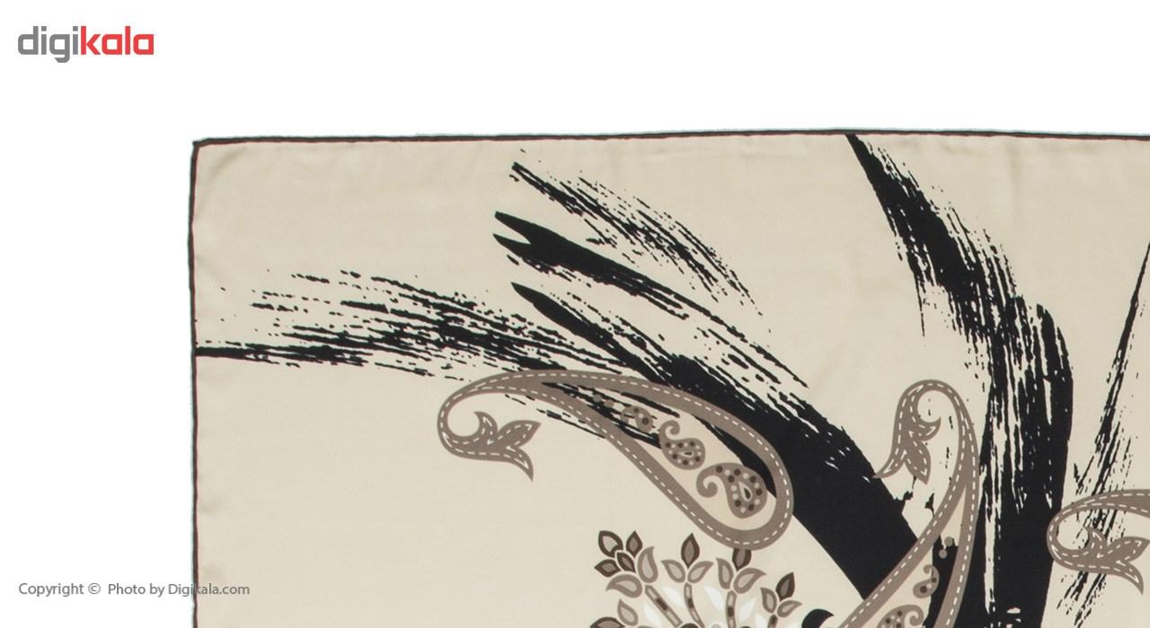 روسری میرای مدل M-238 - شال مارکت -  - 3