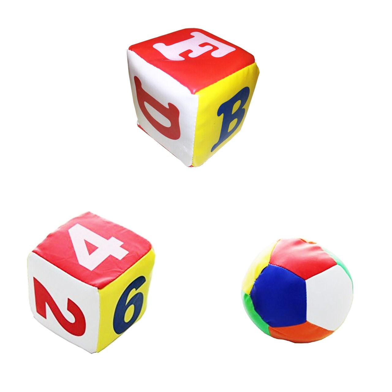 توپ بازی مدل آپارتمانی بسته سه عددی