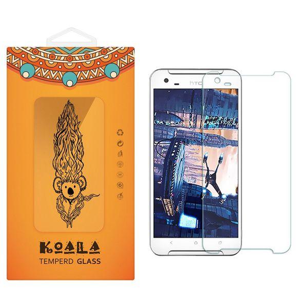 محافظ صفحه نمایش شیشه ای کوالا مدل Tempered مناسب برای گوشی موبایل اچ تی سی One X9
