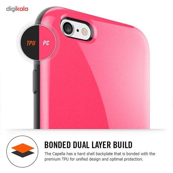 کاور مدل Capella مناسب برای گوشی موبایل آیفون 6/6s main 1 4