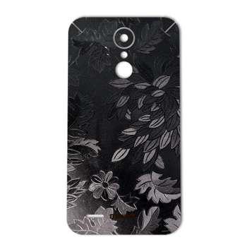برچسب پوششی ماهوت مدل Wild-flower Texture مناسب برای گوشی  LG K10 2017