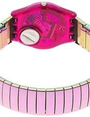 ساعت مچی عقربه ای زنانه سواچ مدل LP144A -  - 4