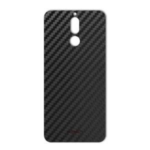 برچسب پوششی ماهوت مدل Carbon-fiber Texture مناسب برای گوشی  Huawei Mate 10 Lite