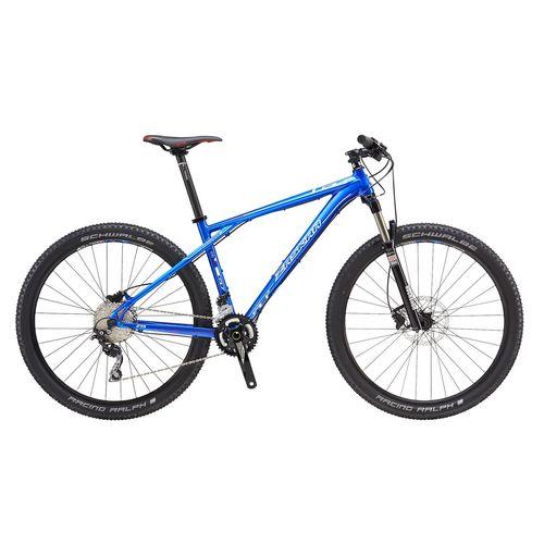 دوچرخه کوهستان جی تی مدل Zaskar Sport Blue سایز 27.5