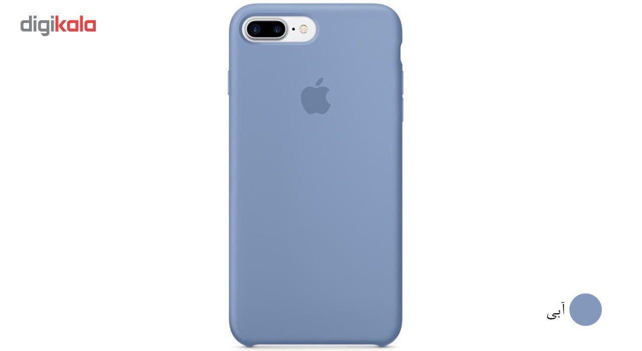 کاور سیلیکونی مناسب برای گوشی موبایل آیفون 7/8 پلاس main 1 12