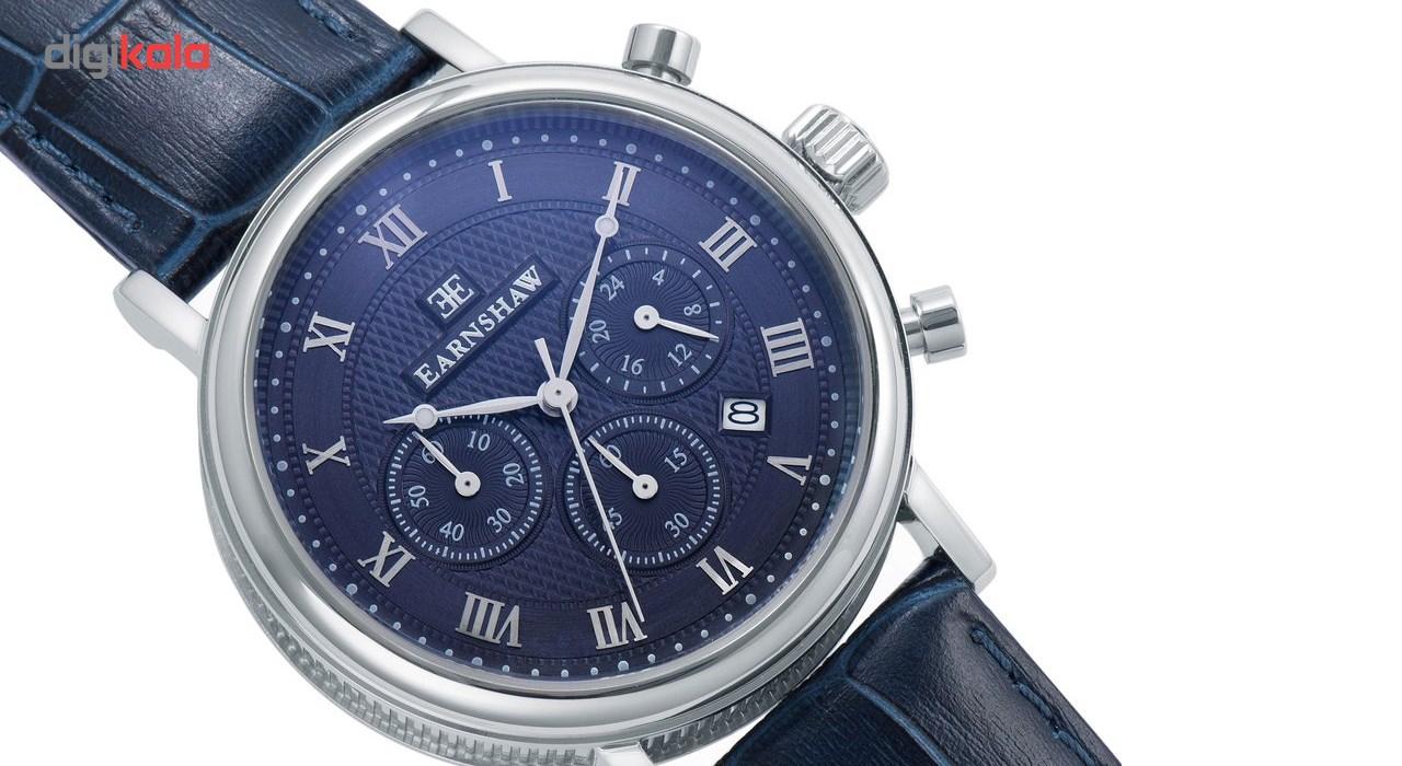 ساعت مچی عقربه ای مردانه ارنشا مدل ES-8051-03