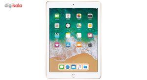 تبلت اپل مدل iPad 9.7 inch 2018 WiFi ظرفیت 128 گیگابایت  Apple iPad 9.7 inch 2018 WiFi 128GB Table