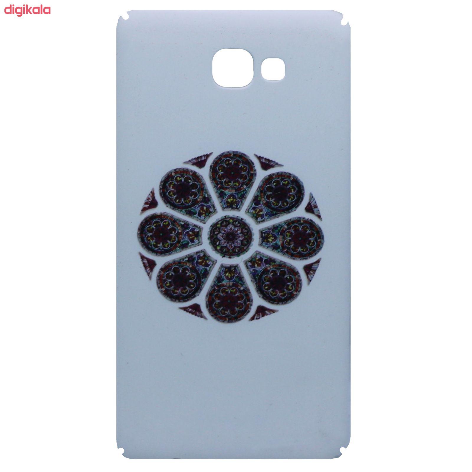 کاور طرح گل سنتی مدل SG-1 مناسب برای گوشی موبایل سامسونگ Galaxy J5 PRIME