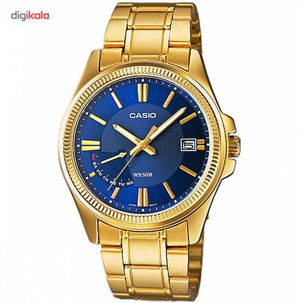 ساعت  کاسیو مدل MTP-E115GB-2AVDF