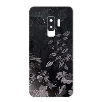 برچسب پوششی ماهوت مدل Wild-flower Texture مناسب برای گوشی  Samsung S9 Plus
