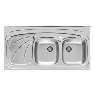 سینک ظرفشویی اخوان مدل 121SP روکار