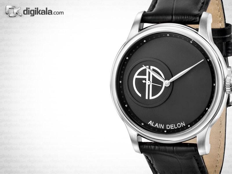 خرید ساعت مچی عقربه ای مردانه آلن دلون AD354-1336