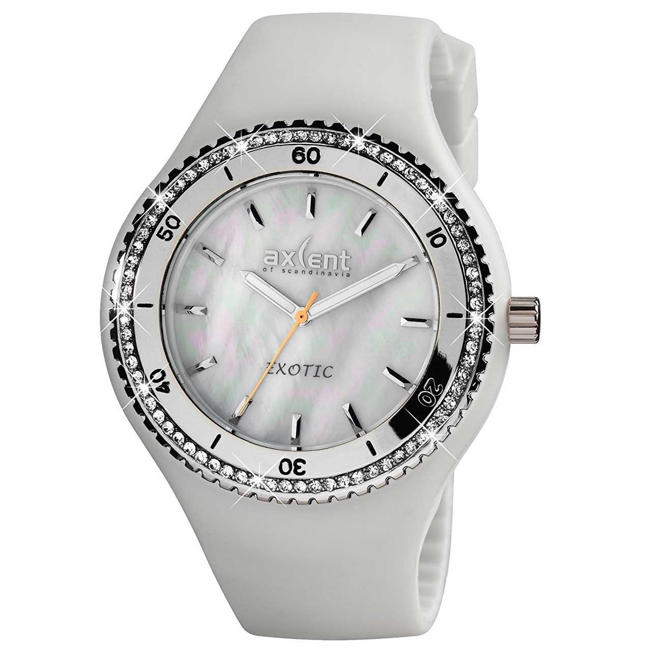 ساعت مچی عقربه ای زنانه اکسنت مدل ix15604-14
