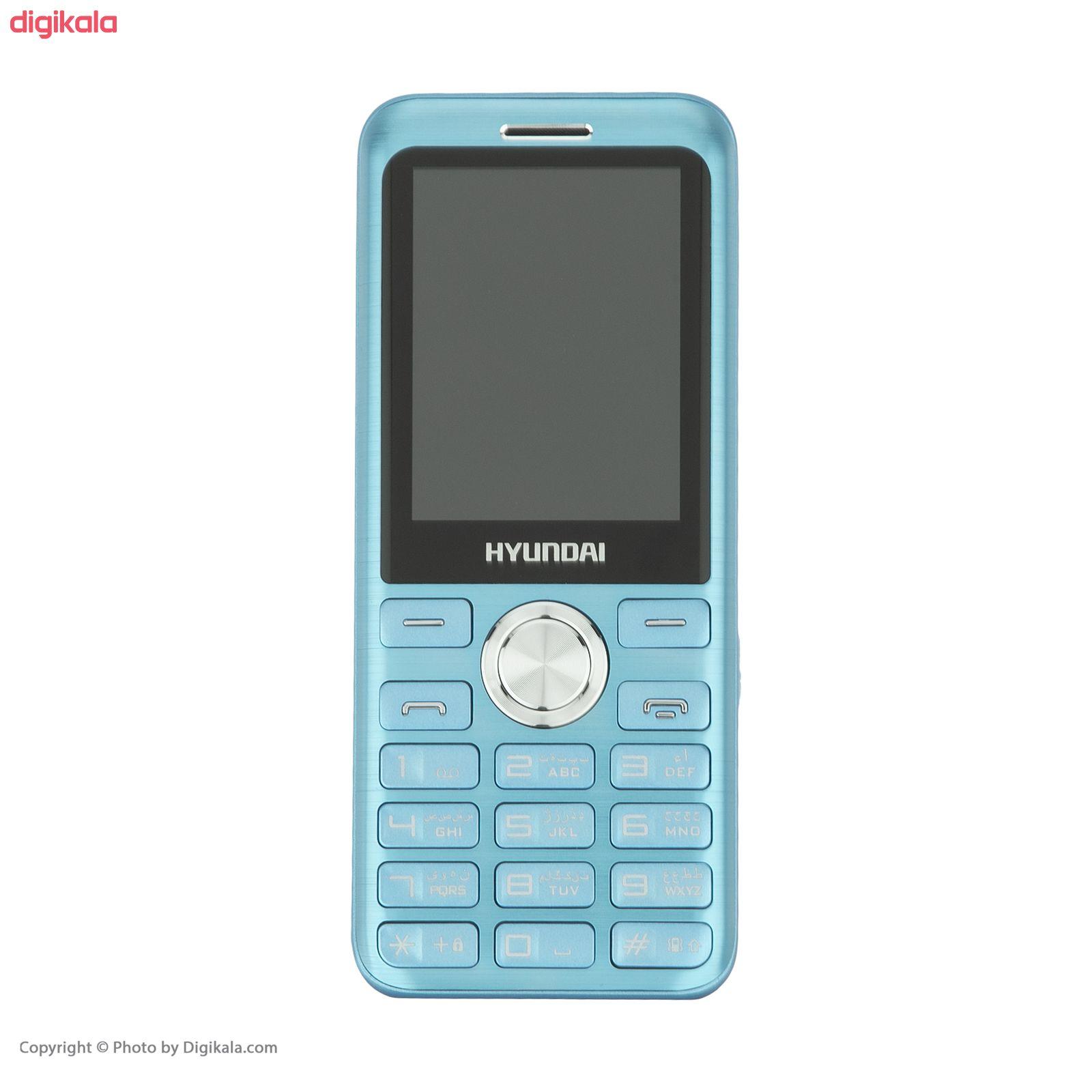 گوشی موبایل هیوندای مدل Seoul K3 دو سیم کارت main 1 10