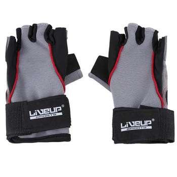 دستکش ورزشی لایوآپ مدل LS3071