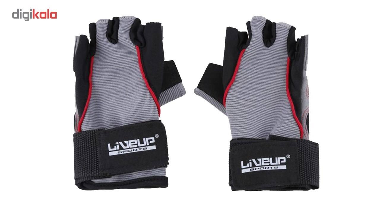 دستکش ورزشی لایوآپ مدل LS3071 main 1 1