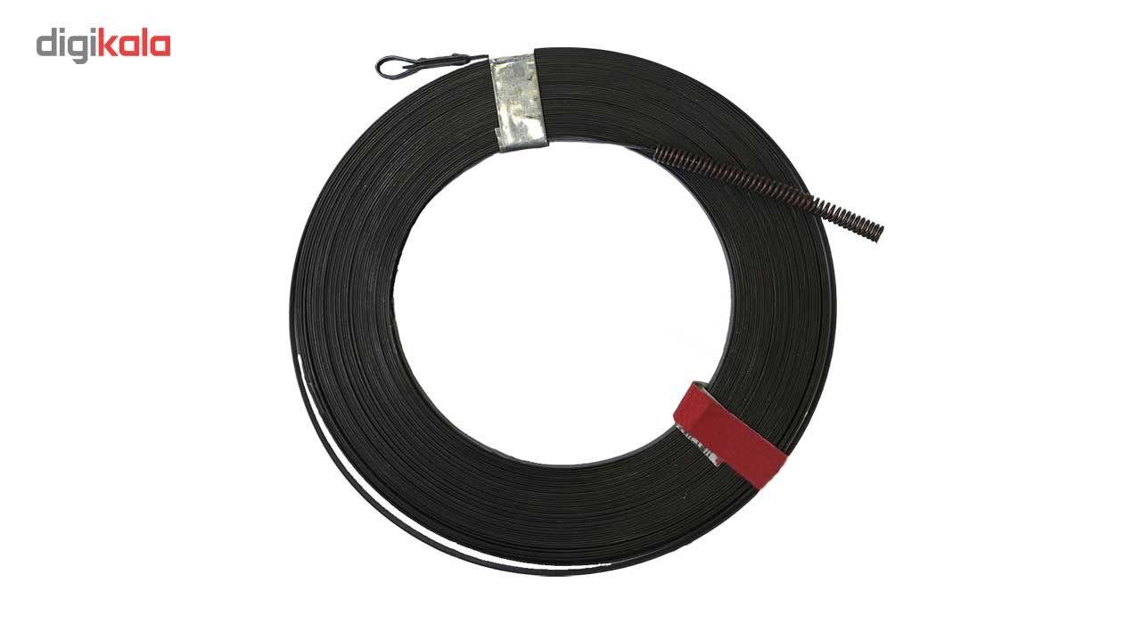 فنر سیم کشی برق کد 1020 به طول 20 متر  main 1 1