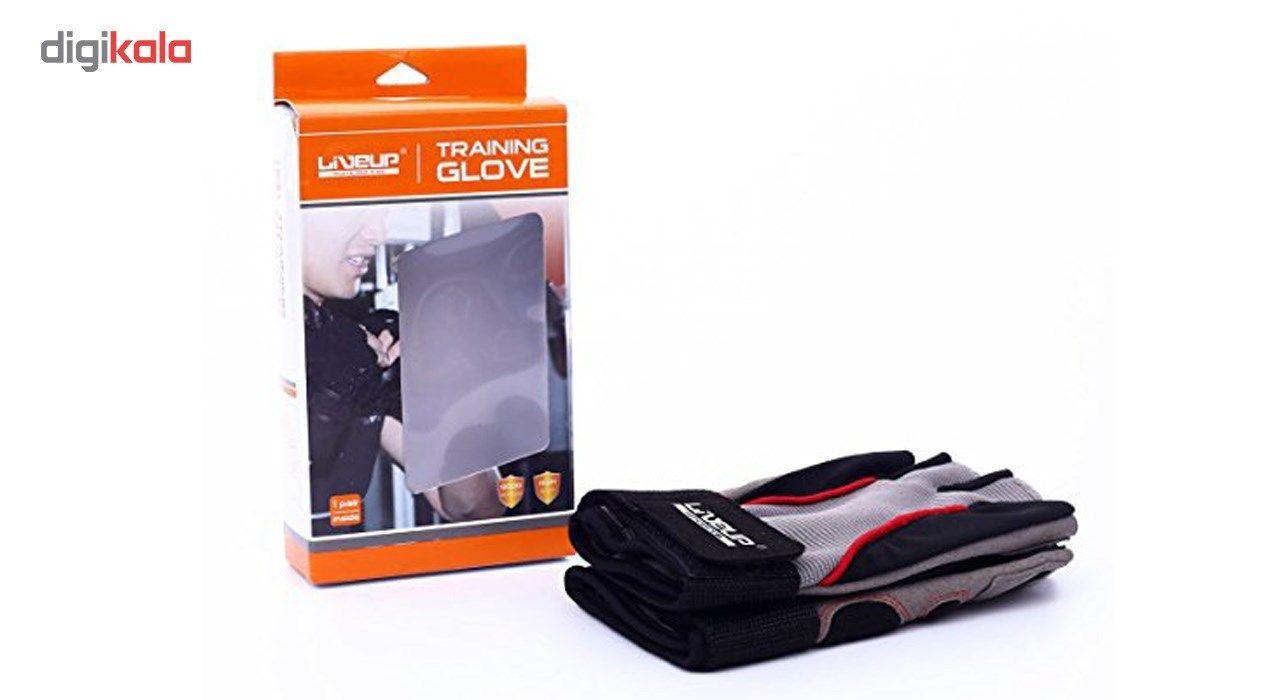 دستکش ورزشی لایوآپ مدل LS3071 main 1 4