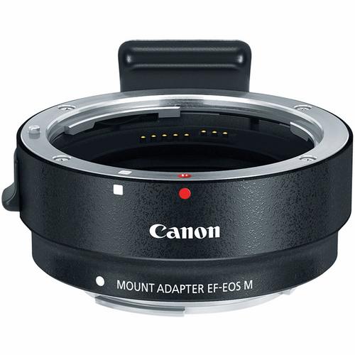 آدابتور لنز کانن مدل  Mount Adapter EF-EOS M