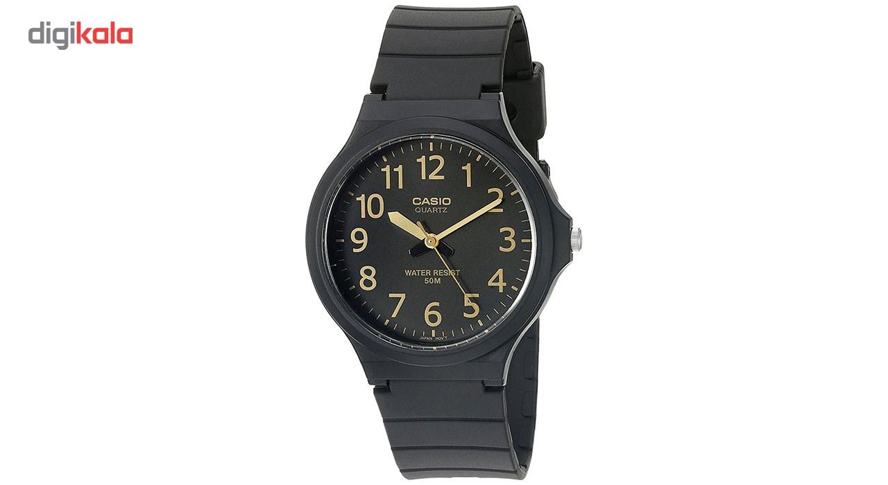 ساعت  کاسیو مدل MW-240-1B2VDF
