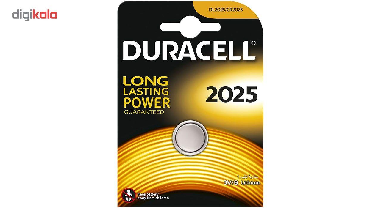 باتری سکه ای دوراسل مدل 2025 main 1 1