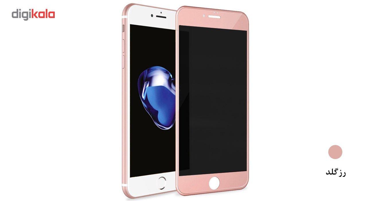 محافظ صفحه نمایش شیشه ای گلس پرو مدل Carbon Privacy مناسب برای گوشی اپل   آیفون 6/6S main 1 5