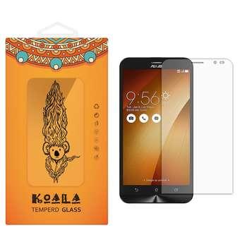 محافظ صفحه نمایش شیشه ای کوالا مدل Tempered مناسب برای گوشی موبایل ایسوس ZenFone Go 5.5 ZB551KL