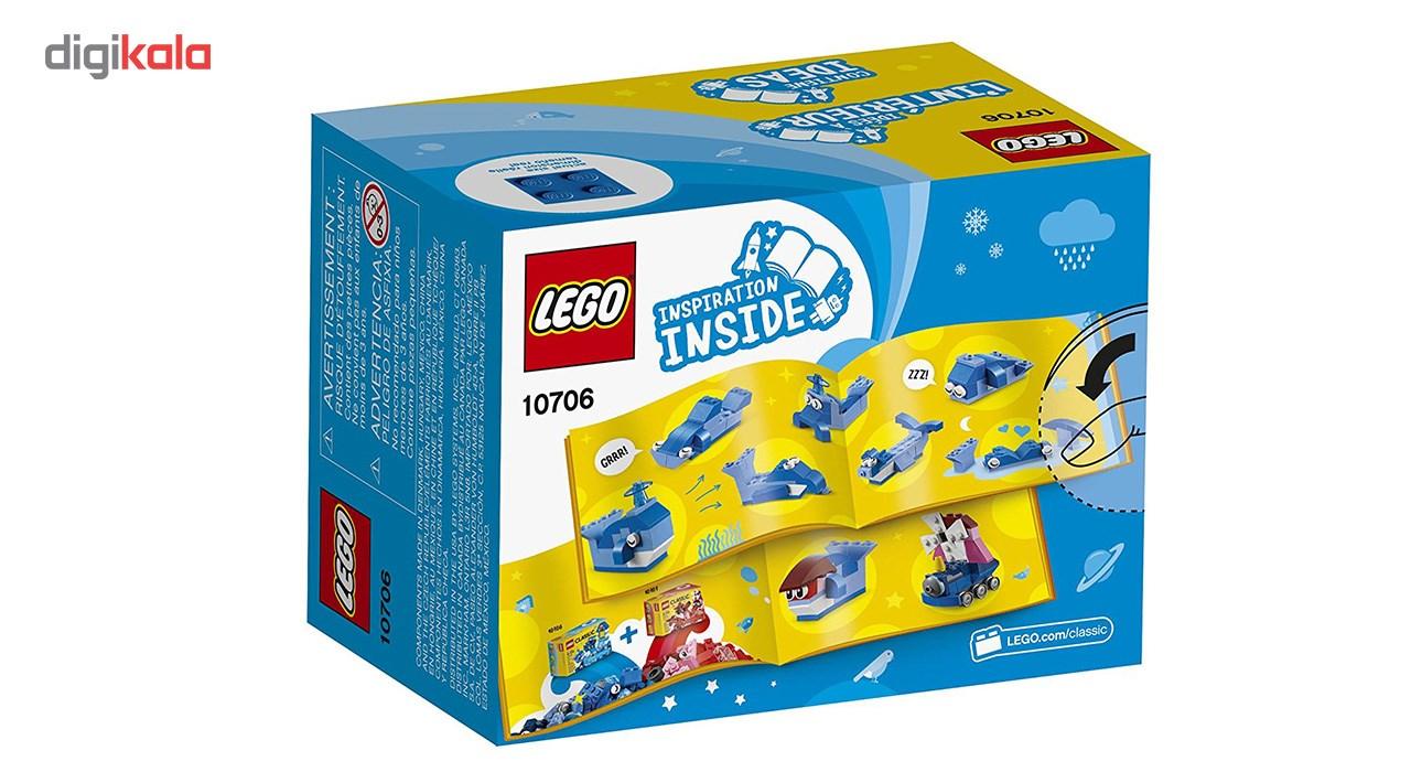 لگو سری Classic مدل Blue Creativity Box 10706